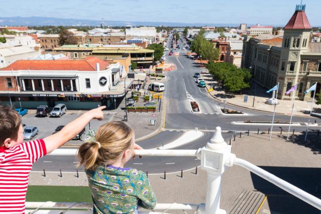 Exploring Port Adelaide