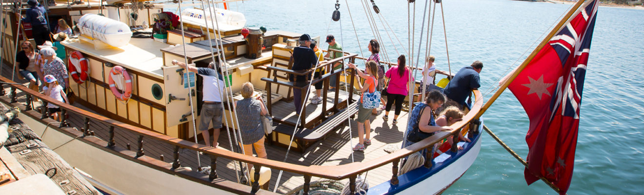 SA Maritime Museum events