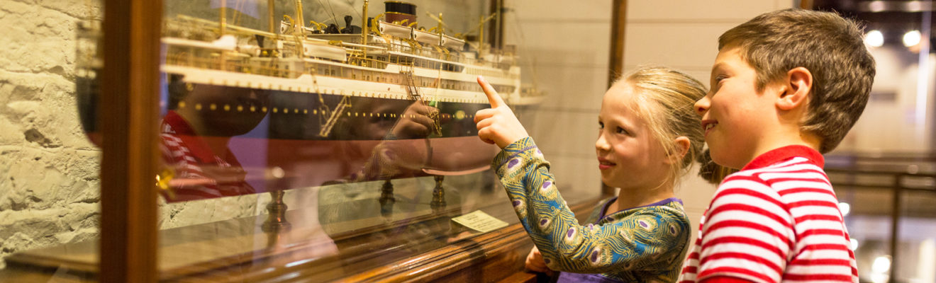SA Maritime Museum exhibitions